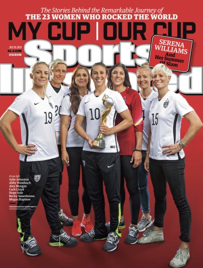Sports-Illustrated-US-Women-Soccer-Cover